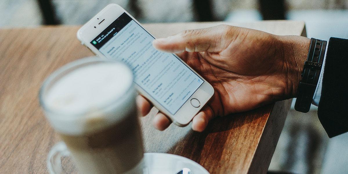 951651a6 Bruker du mobilnett i stedet for åpne WiFi-nett, kan du trygt bruke  nettbanken.