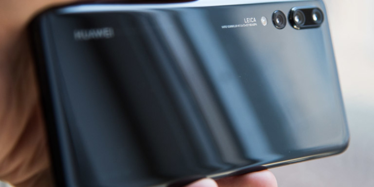 0d03b634 Helt nye P20 Pro levner liten tvil om at Huawei ønsker å ta en posisjon  helt i tet på mobilmarkedet.